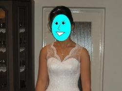 Sprzedam piękną elegancką suknię