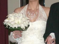 Sprzedam piękną, elegancką suknię ślubną