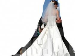Sprzedam piękną, elegancką, waniliową suknię ślubną. Robi ogromne wrażenie!