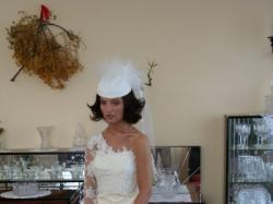 sprzedam piekną francuską suknię cymbeline racine