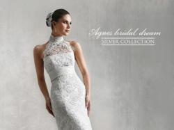 Sprzedam piekna koronkowa suknie slubna firmy Agnes