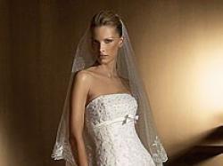 Sprzedam piękną Smietankową suknię ślubne San Patrick model Beret