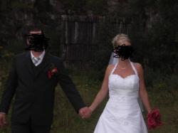 Sprzedam piękną sukienkę ślubną