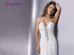 Sprzedam piekna sukienke slubna po 12 wrzesnia 2009 r. z Francji