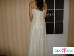 sprzedam piękną suknię!!!!!