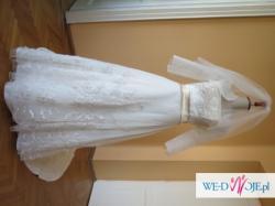 Sprzedam piękną suknię Casablanca 1971