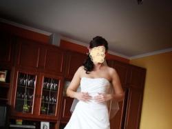 Sprzedam piękną suknię HERM'S ELERI