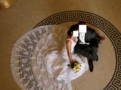 Sprzedam piękną suknię hiszpańskiej firmy La Sposa, model SONAR