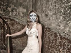 Sprzedam piękną suknię JUSTIN ALEXANDER 8419