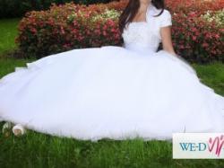 Sprzedam piękną suknię księżniczkę 34/36