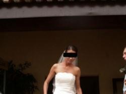 Sprzedam piękną suknię model Camila z salonu Nabla rozm. 36