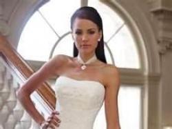 Sprzedam piękną suknie Mon Cherie Jolie kolekcja 2012