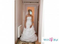 sprzedam piekną suknię Mori Lee