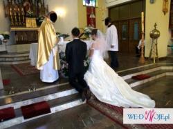 Sprzedam piękną suknię ślubną!!