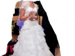 Sprzedam piekna suknie ślubna