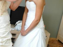 Sprzedam piękną suknię ślubną !!!!