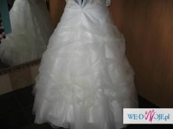 sprzedam piękna suknie ślubna