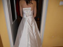 Sprzedam piękną suknie ślubną 32/34
