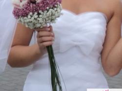Sprzedam piekną suknię ślubną