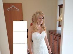 Sprzedam piękną suknię ślubną Afrodyta, Malachite, 2012