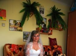 sprzedam piękną suknię ślubną,bolerko,welon,buty