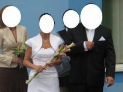 Sprzedam piękną suknie ślubną - Elizabeth Konin