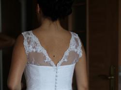 Sprzedam piękną suknię ślubną Elizabeth Passion 2014