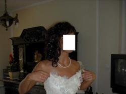 Sprzedam piękną suknię ślubną ELVI