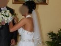 SPRZEDAM PIĘKNĄ SUKNIĘ ŚLUBNĄ EMMI MARIAGE 2009
