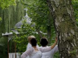 Sprzedam piękną suknię ślubną firmy Annais