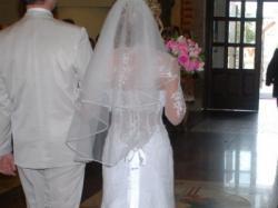 Sprzedam piękną suknię ślubną firmy MSModa, rozm. 36/38