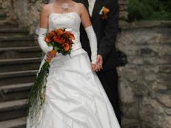 Sprzedam piękną suknię ślubną firmy Sposabella