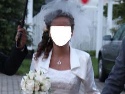 sprzedam piekna suknie slubna francuska ASTROLABE 2010