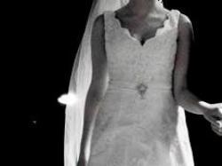 Sprzedam piękną suknię ślubną Justin Alexander 8332