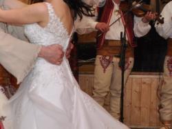 Sprzedam piękną suknię ślubną MON CHERI CHELSEA