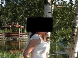 Sprzedam piękną suknię ślubną OKAZJA