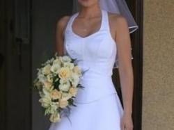 sprzedam piękną suknię ślubną - OKAZJA !!!