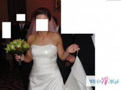 Sprzedam piękną suknię ślubną Orea Sposa L 505