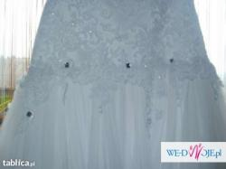 Sprzedam piękną suknie ślubną roz. 36-38 model 2013