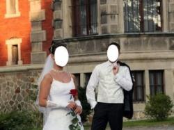 Sprzedam piękną suknie Ślubną roz. 36