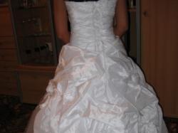 Sprzedam piekna suknie slubna rozmiar 34/36