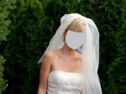Sprzedam piękną suknię ślubną San Patrick model Bremen!!!!!