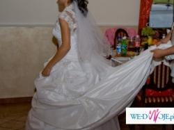 Sprzedam piękną suknię ślubną Sincerity 3507, rozm. 34-36