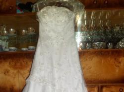 Sprzedam piękną suknie ślubną Sincerity BRIDAL 3283