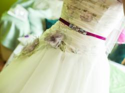 Sprzedam Piękną Suknię Ślubną SPOSA + welon