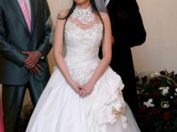Sprzedam piękną suknię ślubną - Urszula Mateja 640 BIAŁA
