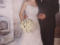 Sprzedam piękną suknię ślubną Urszula Mateja model 605