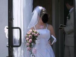 """Sprzedam piękną suknię ślubna """"Valentto' 2007"""""""