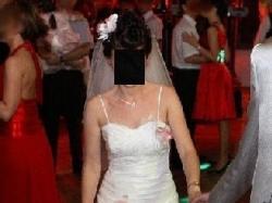 Sprzedam piękną suknię ślubną w idealnym stanie – tanio !!!