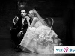 Sprzedam piękną suknię ślubną za 1/3 ceny!!